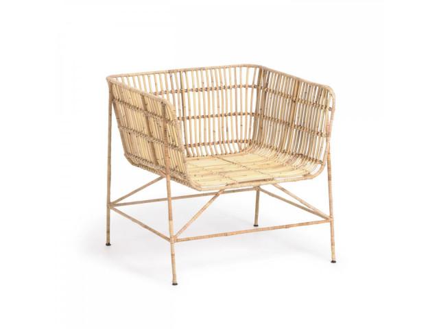 Кресло La Forma Aiala CC2143FN46 Песочный
