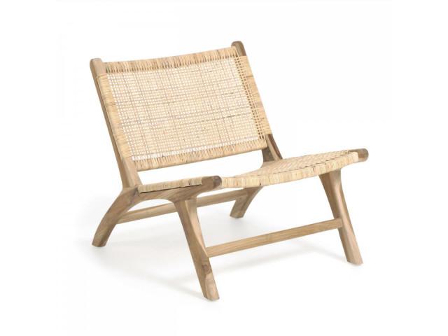 Кресло La Forma Beida CC2138M47 Бежевый