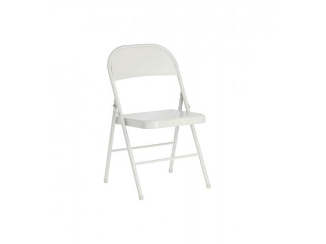 Металлический раскладной стул  La Forma Aidana CC2093R14