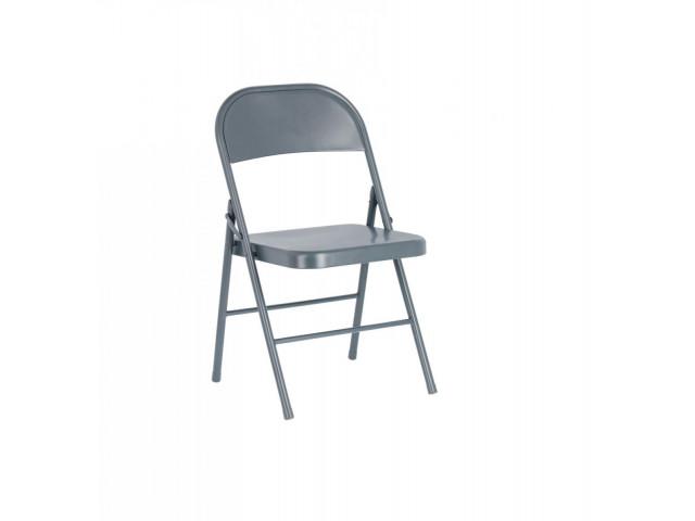 Металлический раскладной стул  La Forma Aidana CC2093R15