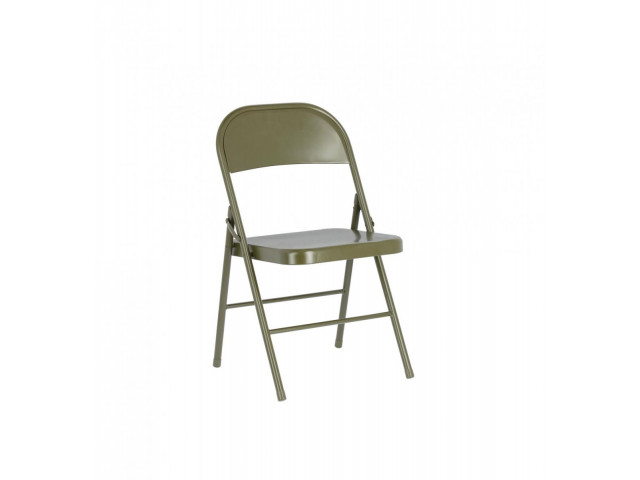 Металлический раскладной стул  La Forma Aidana CC2093R19