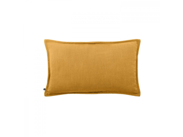 Наволочка Blok из льна желтого цвета, 30 x 50 см La Forma CV0003SN81