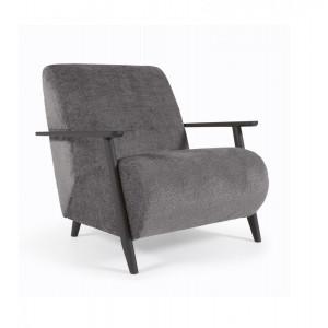 Кресло MARTHAN  La Forma S517BG15 Серый