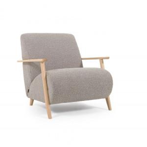 Кресло MARTHAN  La Forma S516J14 Светло-серый