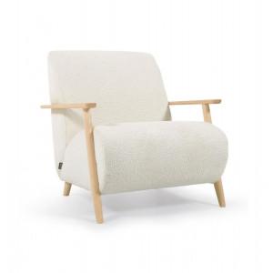 Кресло MARTHAN  La Forma S517J33 Белый
