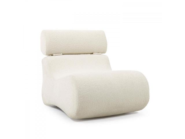 Кресло CLUB La Forma S442J33 Белый